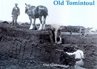 Old Tomintoul by Allan Geddes
