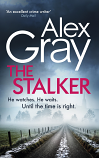 Alex Gray - The Stalker Elgin Library 28th March 2019 7pm