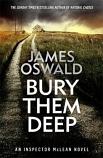 James Oswald - Bury them Deep - Elgin Library Friday 28th February 2020 7pm